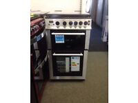 GRADED BELLING GAS COOKER