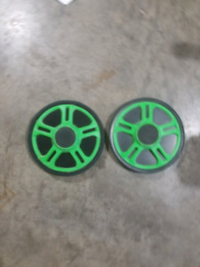 2016 arctic cat ZR outer idler wheels