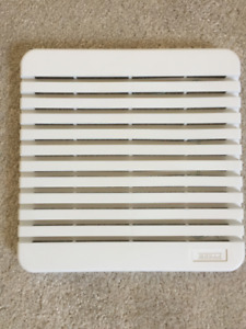 Replacement Grille for Bathroom Exhaust Fan by Broan