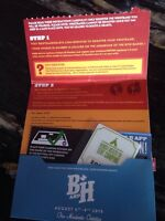 1 Boots and Hearts Tent Camping Pass