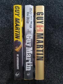 Bundle Of Guy Martin Books