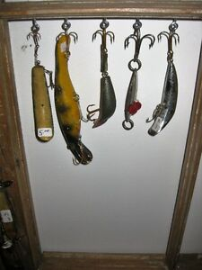 antique window and fishing lures Kingston Kingston Area image 5