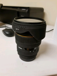 Sigma 24-70mm F2.8 lens for Canon