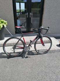 Genesis full carbon mens road bike