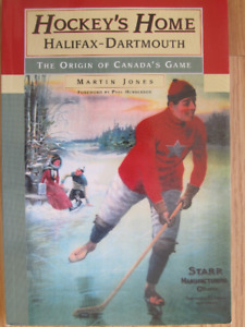 HOCKEY'S HOME, HALIFAX – DARTMOUTH by Martin Jones - 2002