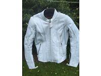 Hein Gericke women's motorcycle jacket size 8