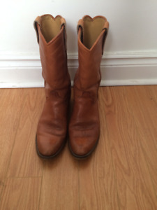 Womens Cowboy Boots Size 9