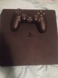 PS4 Slim + Cash for Gaming PC or PC with decent specs.