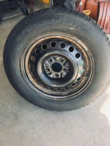 Winter Tires for Sale and also some Rims