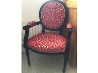 Beautiful Velvet chair