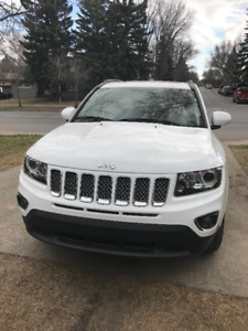 2015 Jeep Compass Limited 4x4 (Brand New)
