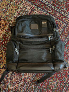 Tumi Alpha Bravo Backpack - MINT CONDITION