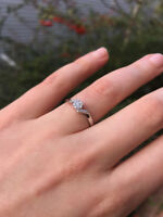 Lost ring on Canada Line Jan 31st