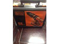 Black and decker 18v hammer drill