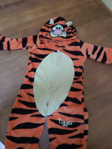 tigger baby costume size 6 months