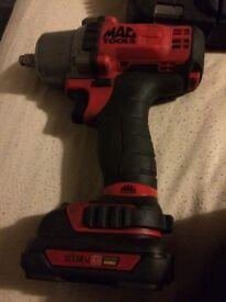 Mac Tools 3/8 Cordless Gun