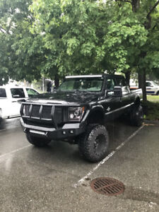 2012 FORD F-350 LIFTED DIESEL
