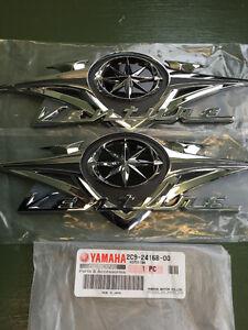 Yamaha Royal Star Venture Emblems
