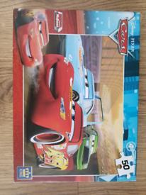 50 pieces Cars puzzles