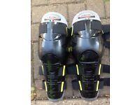 Zero 7 motocross knee brace pad mx Moto x
