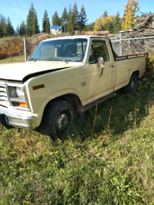 1986 ford f150 4x4 automatic