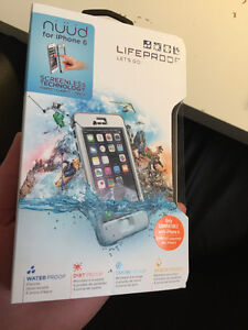 Life Proof REDUCED case for i phone 6 and 6s  BRANd NEW