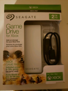 Game drive for xbox