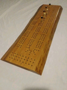 Large handmade crib boards