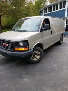 2005 GMC Savanna 2500 $3000