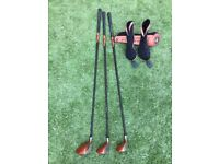 Taylor made Firesole Golf Clubs
