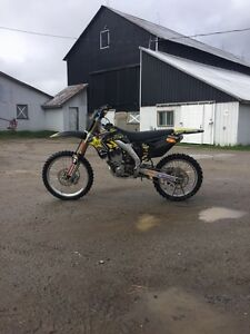 2007 RMZ 250 sell or trade
