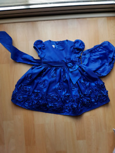 3- 12 month Party dresses