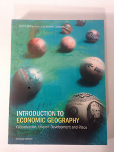 Intro to Economic Geography, Globalization by Mackinnon