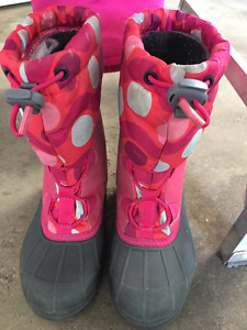 Girls Size 1 Sorel boots