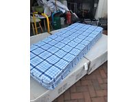 Single mattress. As new condition