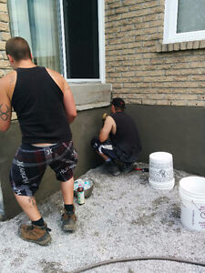 ASH CONSTRUCTION@WATERPROOFING. Kawartha Lakes Peterborough Area image 2