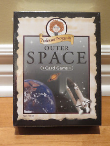 ASTRONOMY – OUTER SPACE CARD GAME – 7+