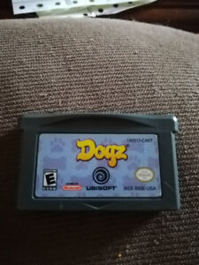 Dogs DS game