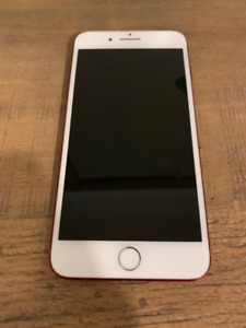 Iphone 7 plus red special edition 128g