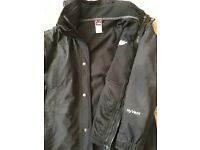 North Face Hy-Vent waterproof Men's (S) with fleece