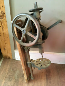 Antique Blacksmith's Drill
