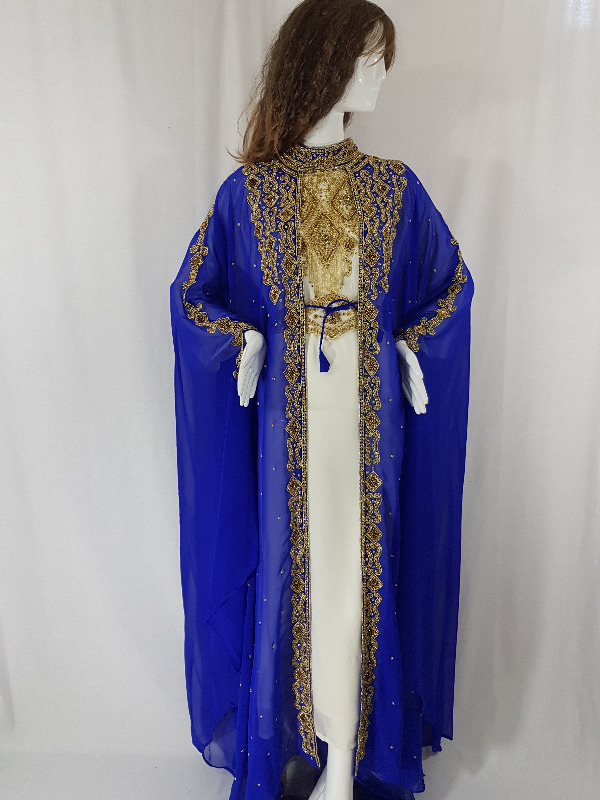 DUBAI KAFTAN,ABAYA,WEDDING DRESS,MOROCCAN CAFTAN,PARTY WEAR ...