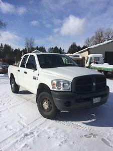2008 Dodge diesel Power Ram 2500 hd Pickup Truck