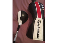 Taylormade m1 3 wood brand new with headcover