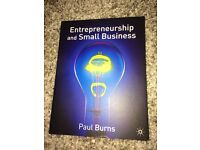 Entrepreneurship and Small Business by Paul Burns