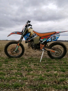2004 ktm sx125 needs work