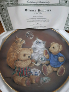 Franklin Mint Collector plates