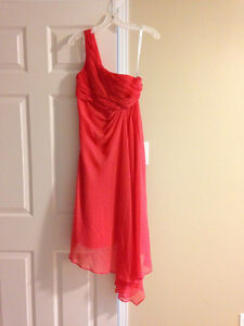 David's Bridal Bridesmaid Dress ~ size 4/6