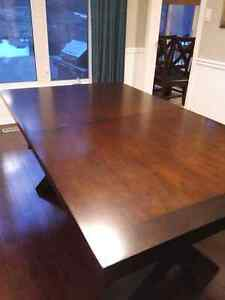 Espresso Dining Table for Sale