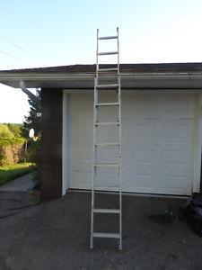 12 foot aluminum extension ladder